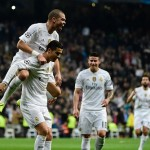 Real Madrid Gunduli Malmo 8-0