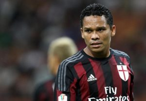 Paris Saint-Germain Incar Carlos Bacca