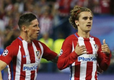 Antonie Griezmann and Torres