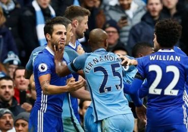 Prediksi Skor Akurat Chelsea Vs Manchester City 6 April 2017