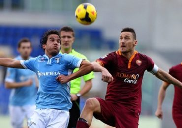Prediksi AS Roma vs Lazio 30 April 2017