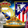 Zidane Prediksi Derby Real Madrid Vs Atletico Madrid Sama Kuat
