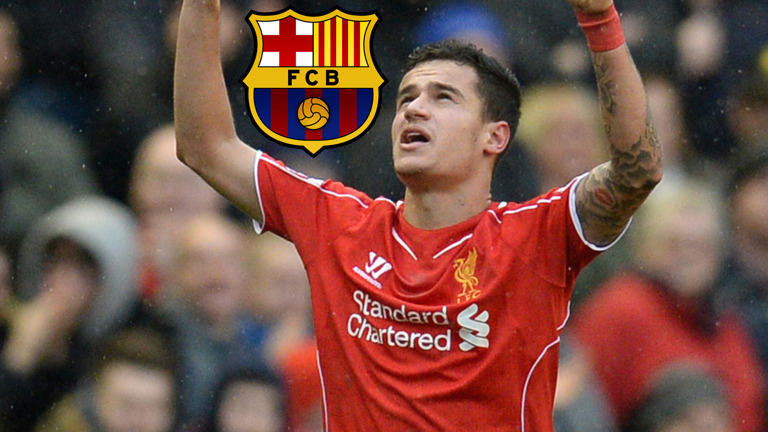 Philippe Coutinho Liverpool to Barcelona, Philippe Coutinho Liverpool, to Barcelona, Philippe Coutinho, Liverpool to Barcelona, Philippe Coutinho to Barcelona, Liverpool, La Liga, Liga Spanyol