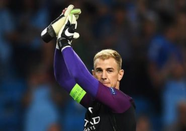 Joe Hart Dipinjamkan ke West Ham