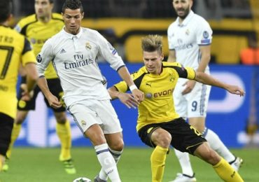 Prediksi Skor Liga Champions Borussia Dortmund vs Real Madrid 27 September 2017