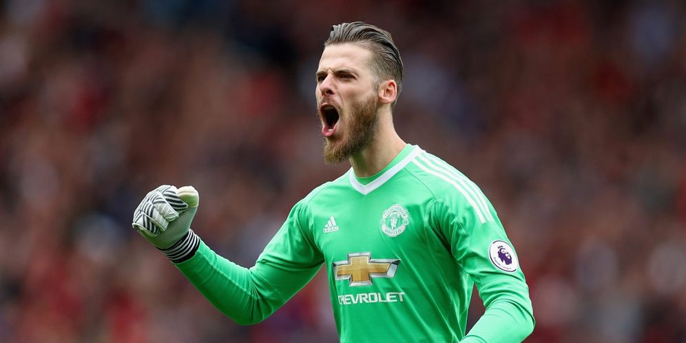 David de Gea Pindah ke Real Madrid