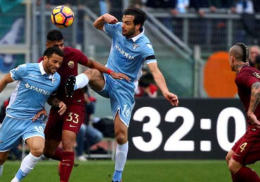 Prediksi Liga Italia, Lazio Vs AS Roma 16 April 2018