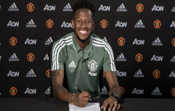 fred manchester united 2018