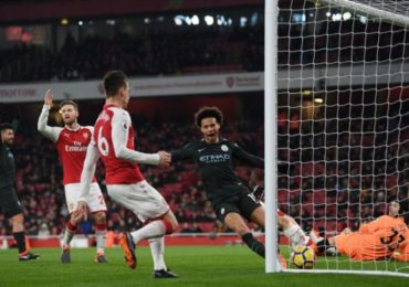 Data dan Fakta Menarik Arsenal vs Manchester City