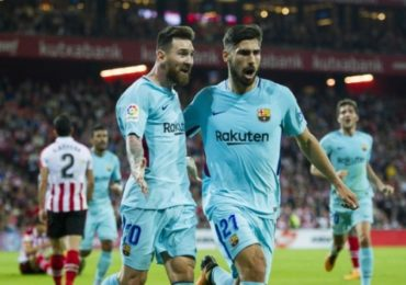 Prediksi Skor Barcelona Vs Athletic Bilbao 29 September 2018 – Liga Spanyol