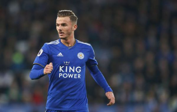 james maddison leicester city 2019