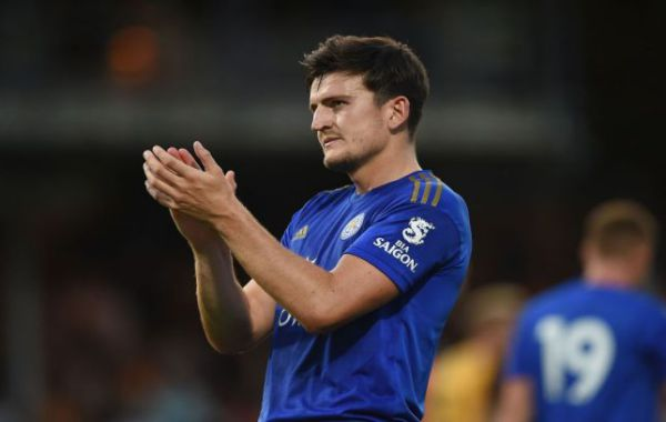 harry maguire 2019