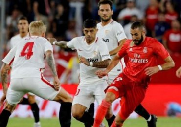 Prediksi Skor Jitu Sevilla Vs Real Madrid 23 September 2019