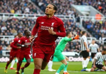 Prediksi Liverpool vs Newcastle United 14 September 2019