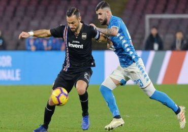 Prediksi Napoli vs Sampdoria 14 September 2019