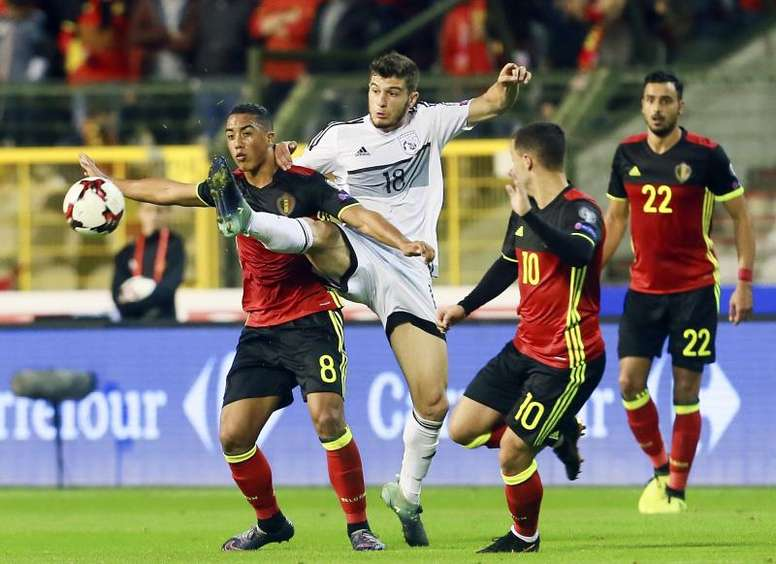 Belgia vs Siprus 20 November 2019