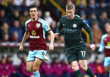 Prediksi Bola Jitu Burnley VS Manchester City 4 Desember 2019