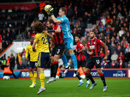 Bournemouth vs Arsenal 28 Januari 2020