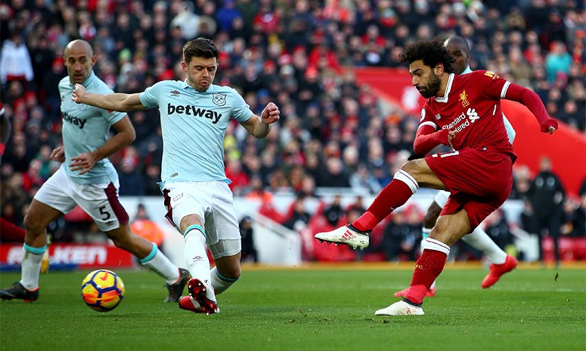 Prediksi Bola Jitu West Ham United VS Liverpool 30 Januari 2020