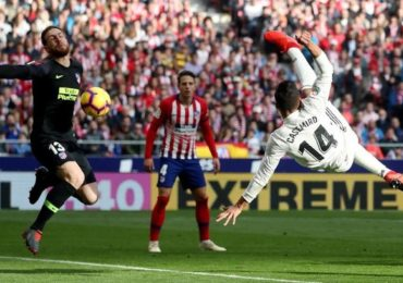 Real Madrid Vs Atletico Madrid 1 Februari 2020