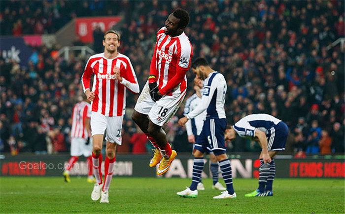 West Bromwich Albion vs Stoke City 21 Januari 2020