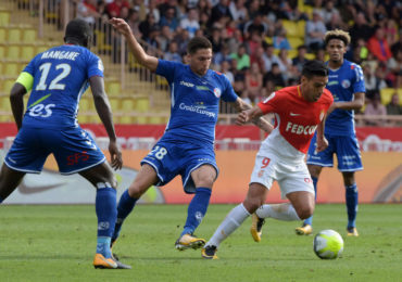AS Monaco vs Strasbourg 26 Januari 2020