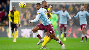 Aston Villa Vs Watford 22 Januari 2020