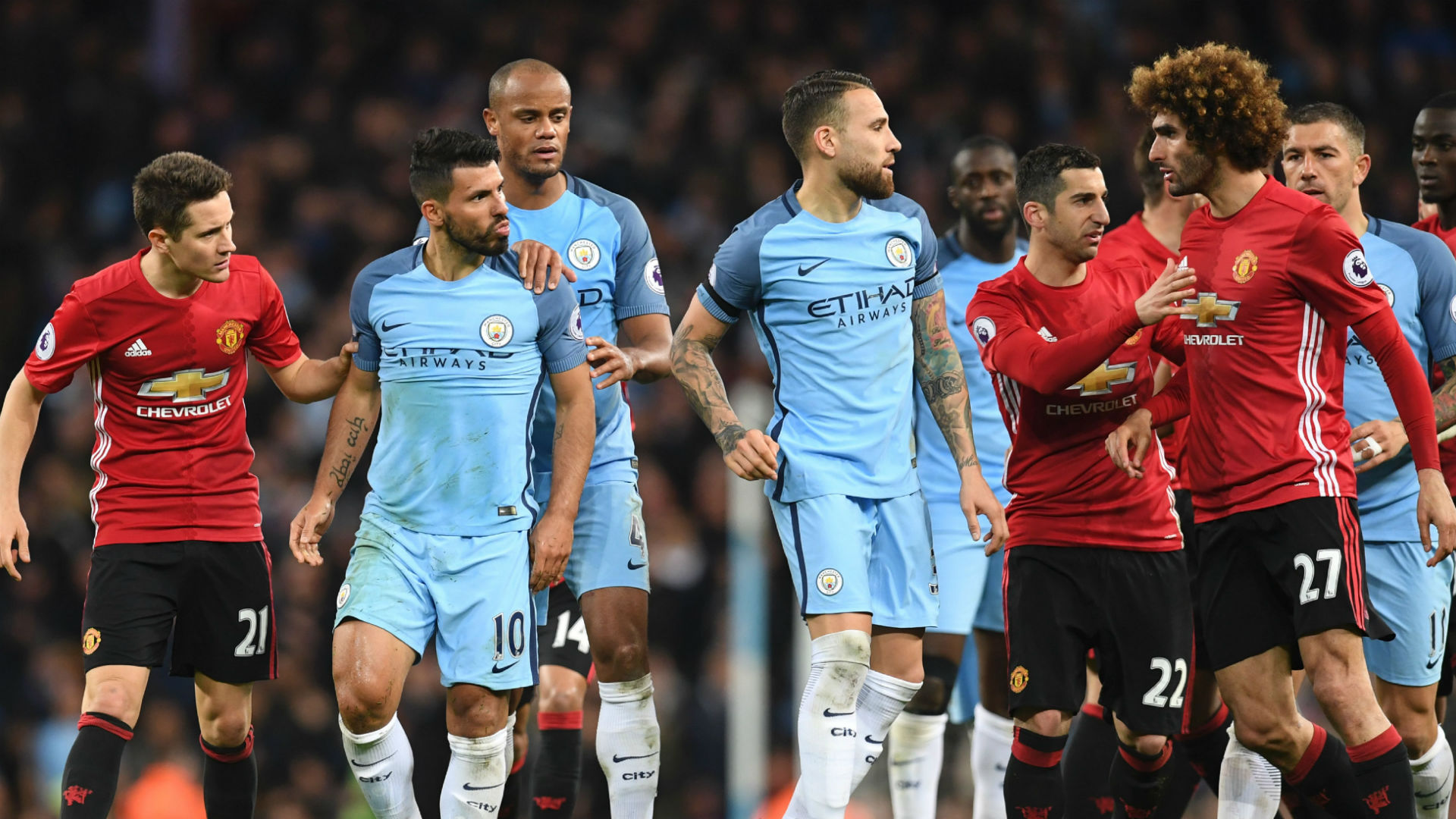 Manchester City Vs Manchester United 30 Januari 2020
